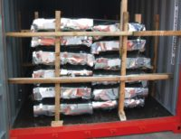 Corrugated Steel Sheet package 02