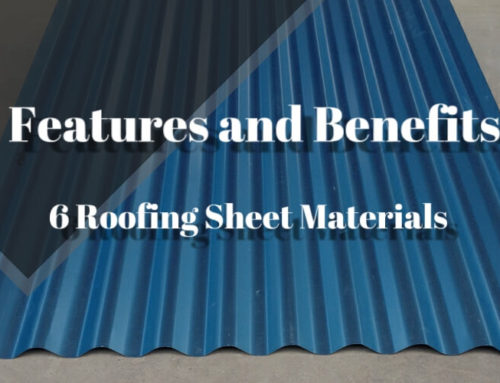 Features and Benefits of 6 Roofing Sheet Materials