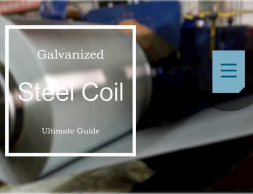 Galvanized Steel Coil: Ultimate Guide 2018