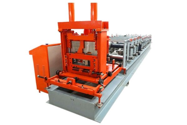 C Channel Roll Forming Machine 1