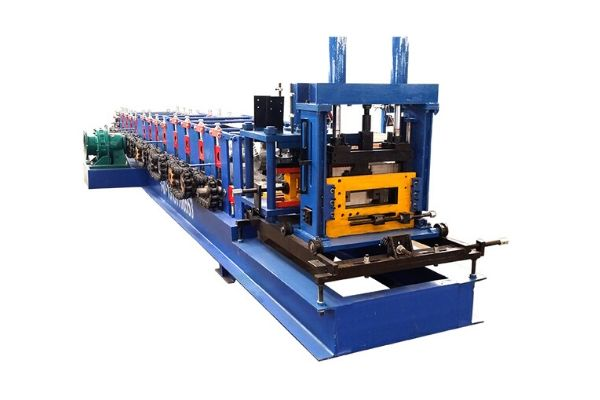 C Channel Roll Forming Machine 2
