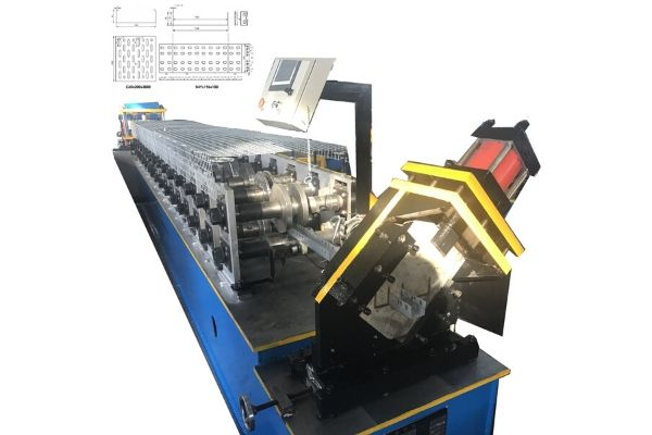 Cable Tray Roll Forming Machine 2