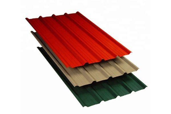 Corrugated galvanized steel sheet 1