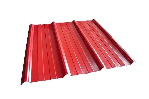 Corrugated galvanized steel sheet 2