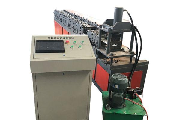 Guide Rail Roll Forming Machine 2