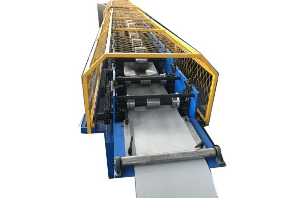 Gutter Making Machine 1