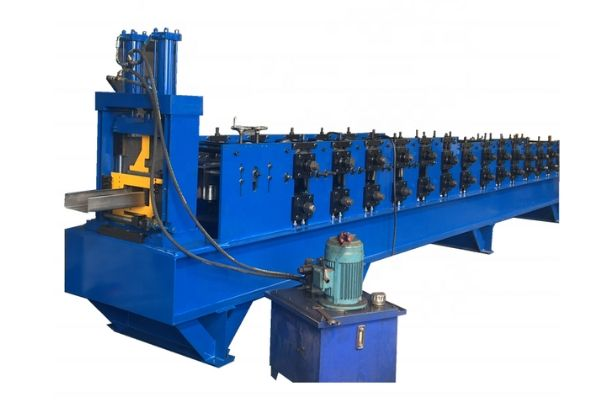 Purlin Roll Forming Machine 2