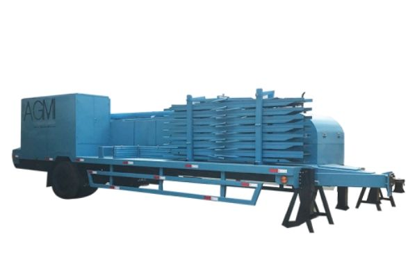 portable roll forming machine 1